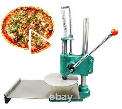 Open box 9.5 inch Household Pizza Dough Pastry Manual Press Machine Bigger