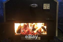 Outdoor Pizza and Multi-Functional Countertop Wood Fire Oven