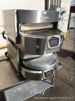 Ovation M360-12 Electric Impinger Double Pizza Oven