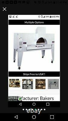 PIZZA BRICK OVEN BY BAKER PRIDE. Great Condition