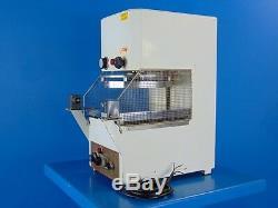 PIZZA Dough Pie Press Bonfiotoli Heated 220 VAC, 3ph, 60 HZ