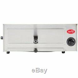 PIZZA OVEN STAINLESS STEEL Home Kitchen Countertop Snack Toaster Personal 12 16