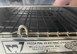 PIZZA PAL Commercial Grade Electric Oven Wisco Industries 412-8 New Without Box