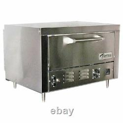 Peerless B121 32 Single Deck Electric Countertop Pizza Oven with Digital Contro