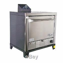 Peerless C131B Gas Countertop Pizza Bake Oven