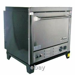 Peerless CE131PE 30 Triple Deck Electric Countertop Pizza Oven with Digital Con