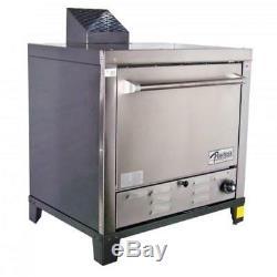 Peerless Countertop 4-Deck Gas Pizza Oven, NEW, Model C131