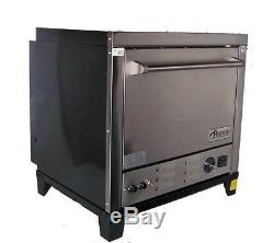 Peerless Ovens CE131PE Counter Top Electric Pizza Oven with Three Stone Decks
