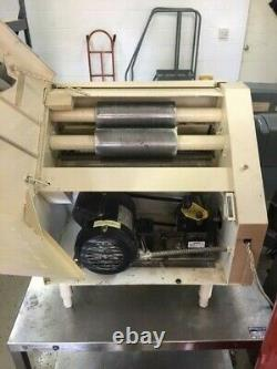 Pizza ANETS SDR-21 DOUBLE PASS DOUGH ROLLER Table Top Model