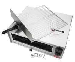 Pizza Cooker Oven 12 Inch Commercial Electric Countertop Maker Frozen Rv Plug In