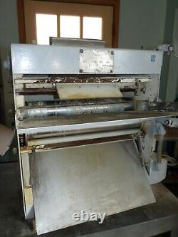 Pizza Dough Roller Sheeter Machine Acme Mr11 Countertop