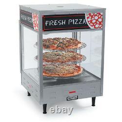 Pizza Merchandiser (3) 18 Shelves