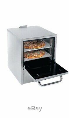 Pizza Oven Comstock Castle PO19 LP Gas Countertop NEW! (GREAT LOWERED PRICE)