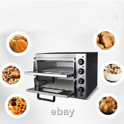 Pizza Oven Countertop Convection Oven Stainless Steel