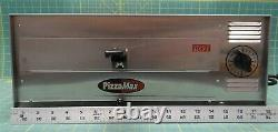 PizzaMax Countertop Multipurpose Pizza Oven withManual Timer Fits 12 Pizzas