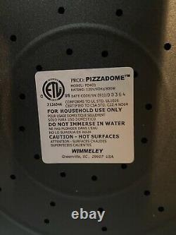 Pizzadome Countertop Pizza Oven For Full Size Or Mini Pizzas Family Fun