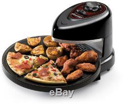 Presto Countertop Oven Pizza Maker Baking Kitchen Electric Cooker Plus Rotating