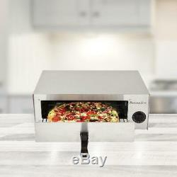 Professional Series Pizza 12 Baker Maker Single Oven Countertop with Timer NEW
