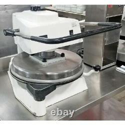 Proluxe DP1100 Pizza Dough Press, Countertop, 18 Diameter, Digital Readout