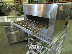 Q-Matic Q-20ECM 18 Conveyer Pizza/Sandwich Oven, 110/220v 1ph