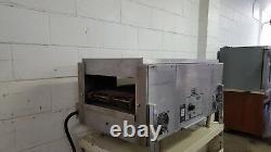 QT14 Holman Conveyor Oven Sandwich Warmer PIzza Tested 208v