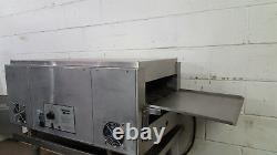 QT14 Holman Conveyor Pizza Sandwich Oven Tested 208v