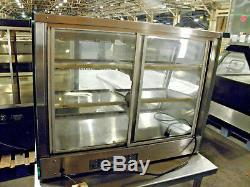 Saden Vendo HFD000004 35 Counter Top Heated Holding Pizza Hot Food Display Case
