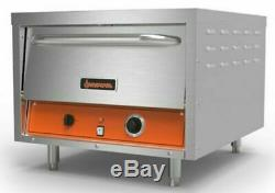 Sierra Range SRPO-24E Countertop Electric Pizza Oven with Ceramic Decks