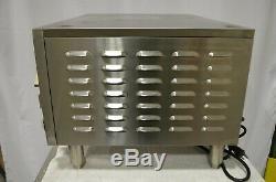 Single Deck Countertop Pizza Oven 120V
