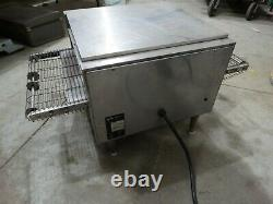 Star Holman 214HXTB Electric Countertop Miniveyor Conveyor Oven/Pizza Oven