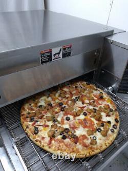 Star Ultra Max UM1850A Electric Countertop Conveyor Pizza Oven 50 Belt w Manual