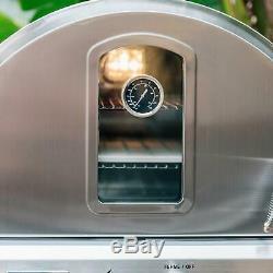 Summerset Built-In / Countertop Propane Gas Outdoor Pizza Oven