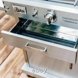 Summerset Gas Pizza Oven-Counter Top Authorized Dealer New