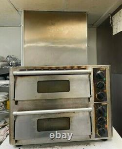 Superdeck Pizza Oven 38 SS 208/1