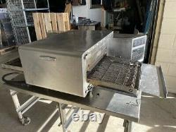 TURBO CHEF HHC 2020 Conveyor Pizza Oven Rapid Cook Ventless, Great Condition