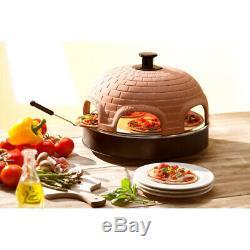 TableTop Chefs Pizzarette Classic 6 Person Countertop Mini Pizza Oven (Used)