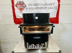 TurboChef FIRE Countertop Pizza Oven Single Deck, 208 240v/1ph, Black