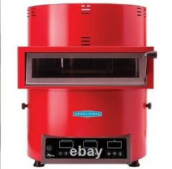 TurboChef Fire Pizza Oven (Red) lightly used
