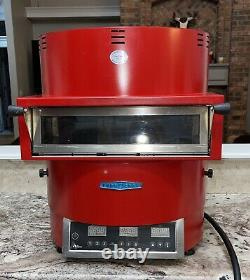 TurboChef Fire Red Ventless Countertop Pizza Oven
