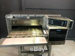TurboChef HCS1618 Ventless Conveyor Pizza Oven Rapid Cook, 208V 1-Phase