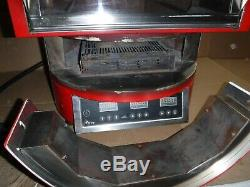 Turbocheef Fire Red Counter Top Pizza Oven