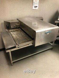 Turbochef Countertop Ventless Pizza Conveyor Oven Rapid Cook