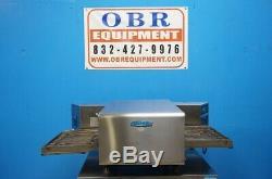 Turbochef Countertop Ventless Pizza Conveyor Oven Rapid Cook Model Hh02020