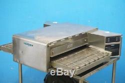 Turbochef Countertop Ventless Pizza Conveyor Oven Rapid Cook Model Hhc2620