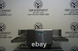 Turbochef Countertop Ventless Pizza Conveyor Oven (split Belt) Model Hhc2020