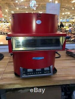 Turbochef Fire Red Counter Top Pizza Oven FRE-9500-1