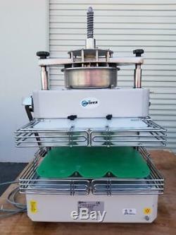 Univex DR14 Dough Divider Rounder Cutting (14) 3 oz to 11 oz Portions 115v Pizza
