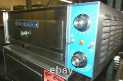 Used Bakers Pride 24 Counter Top Pizza Oven, Electric