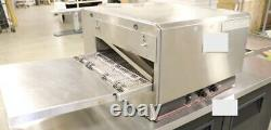 Used Lincoln 1301 Countertop Impinger Single Phase Electric Pizza Conveyor Oven