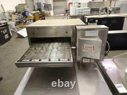 Used Lincoln 2501 CTI Countertop Single Phase Electric Pizza Conveyor Oven